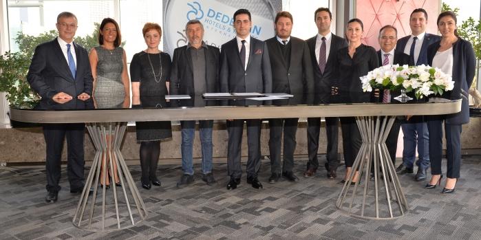 Park Dedeman Elazığ için anlaşma imzalandı