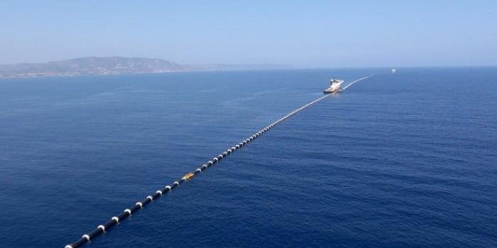 Kıbrıs temiz su projesi