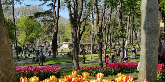 İstanbul'un Has Bahçesi Gülhane