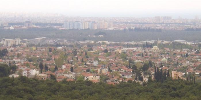 Antalya kepez kentsel dönüşüm