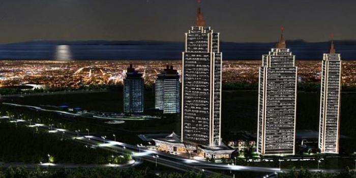Delta Dubai Tower Projesi!