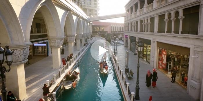 ViaPort Venezia Reklam Filmi Yayında