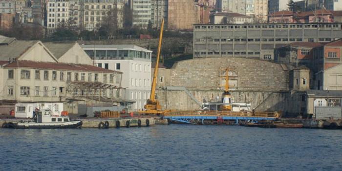 Haliçport Projesi yargıya taşındı