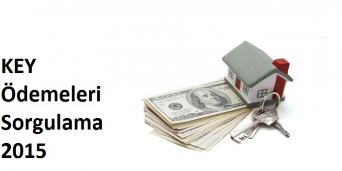 Key ödemeleri 2015