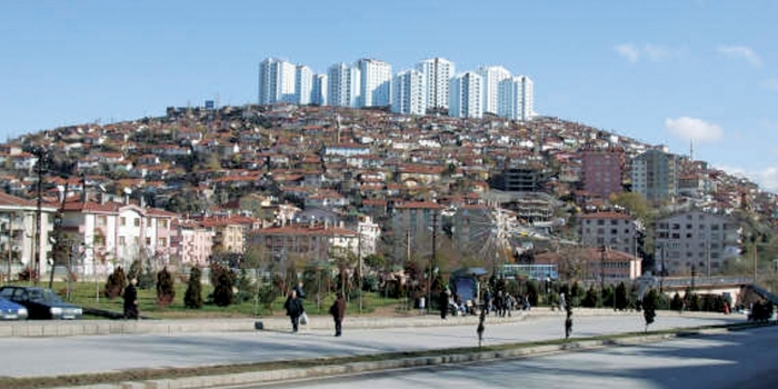 Ankara mamak toki projeleri