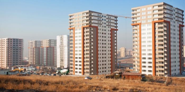 Eskişehir TOKİ Evleri 2015