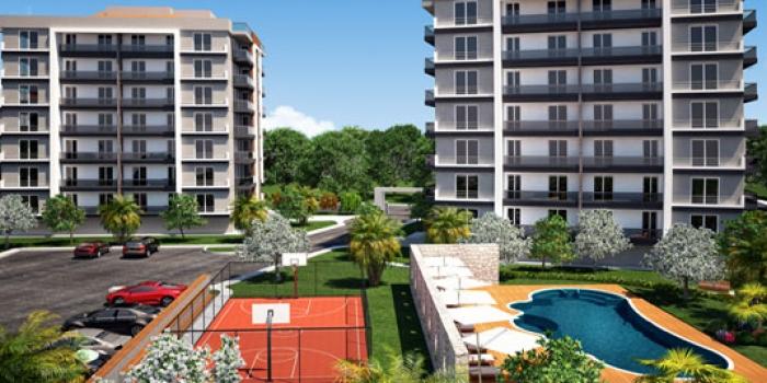 Prestij Evleri İzmir Yeşilyurt satılık daire