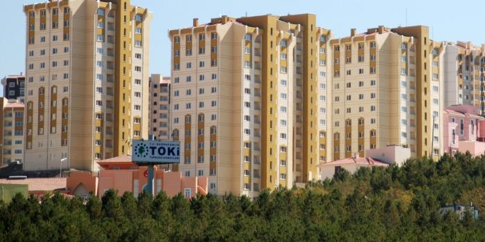 TOKİ İzmir konutları listesi