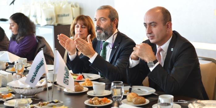 Vaillant'ın Antalya hedefi: Yenilenebilir ürünlerle enerji tasarrufu