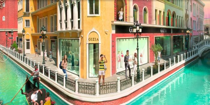 Venedik İstanbul'a, Viaport Avrupa Yakası'na geldi!