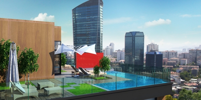 Propa plus residences sabit kur