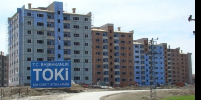 Sivas TOKİ Evleri