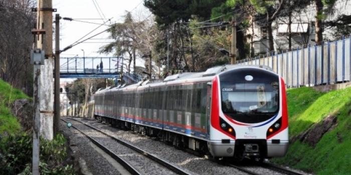 Gebze Halkalı tren hattı 2018'de hizmette!