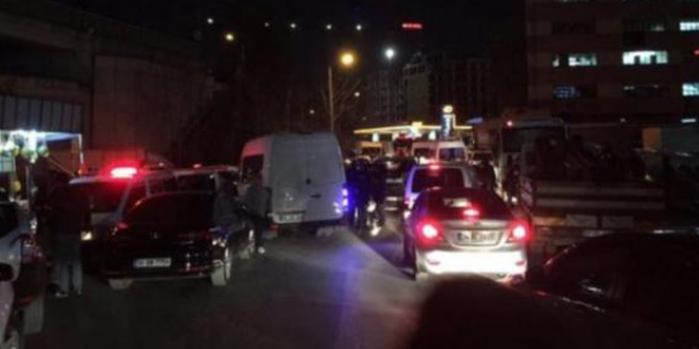 Bayrampaşa metro istasyonunda şüpheli patlama