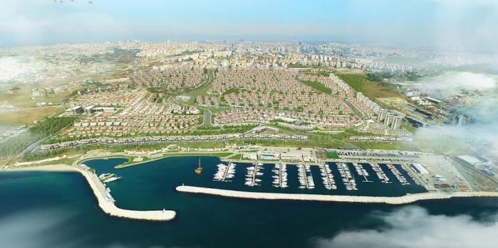 İstanbul'un yeni sahil projesi: Denizİstanbul