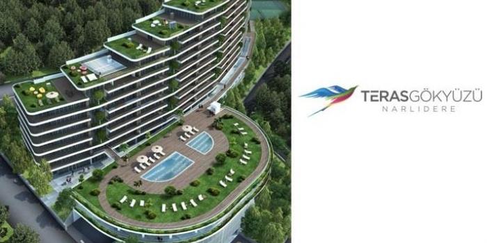 Teras Gökyüzü Narlıdere Fiyatları 450 Bin TL!
