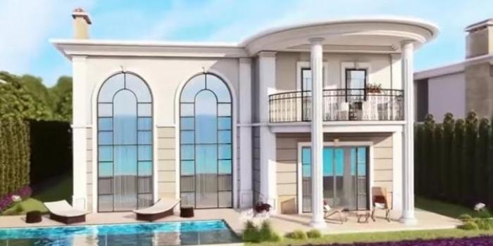 Deniz istanbul marina evleri satılık