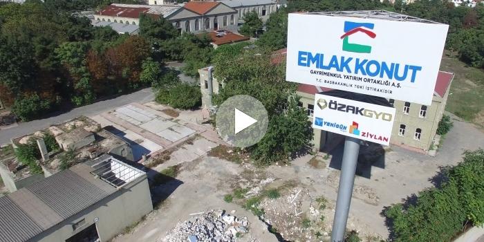 Özak, Delta, Yenigün ve Ziylan ortaklığından Büyük Yalı Projesi!