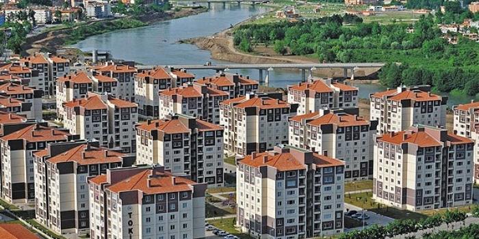 TOKİ evleri İzmir