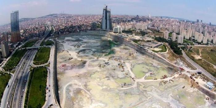 İstanbul Finans Merkezi Projesi 2018'de tamamlanacak