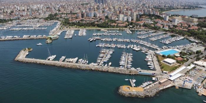 Kadıköy Belediyesi'nin yat limanı itirazı reddedildi