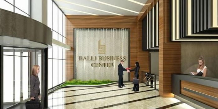 Ballı Business Center Çorlu!