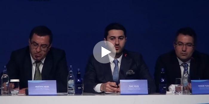 Denizİstanbul tanıtım toplantısı