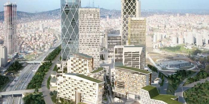 İstanbul Anadolu Yakası ofis projeleri!