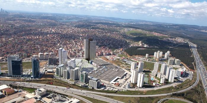 Ümraniye ve Çekmeköy'de konut fiyatları uçtu