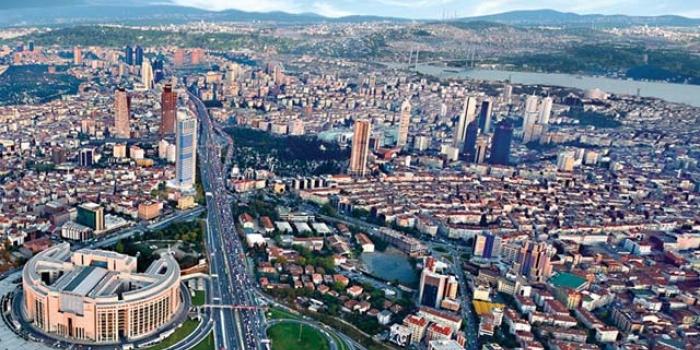 İstanbul avrupa yakası ofis projeleri