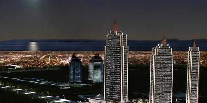 Delta Dubai Tower fiyatları 240 bin TL'den başlıyor