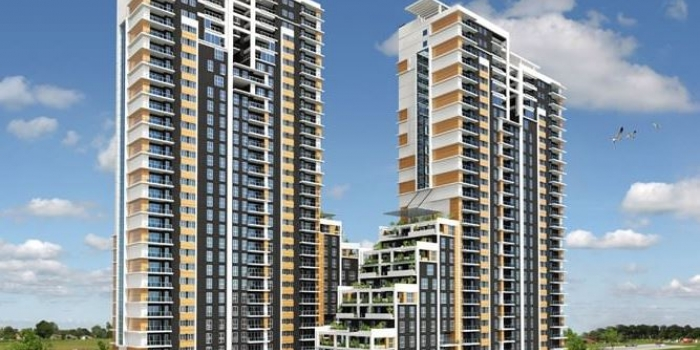 Crown Deluxe projesi kiraları 1.000 TL'den başlıyor