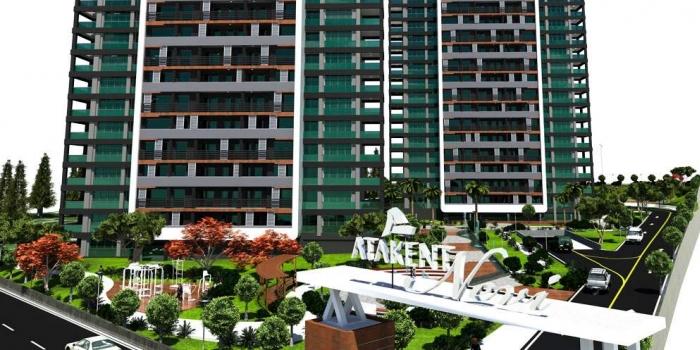 Atakent Nevi Konutları fiyatları 395 bin TL'den başlıyor
