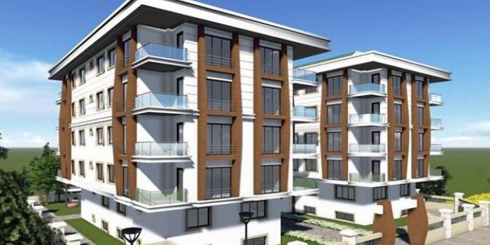 Blue evler bakırköy projesi