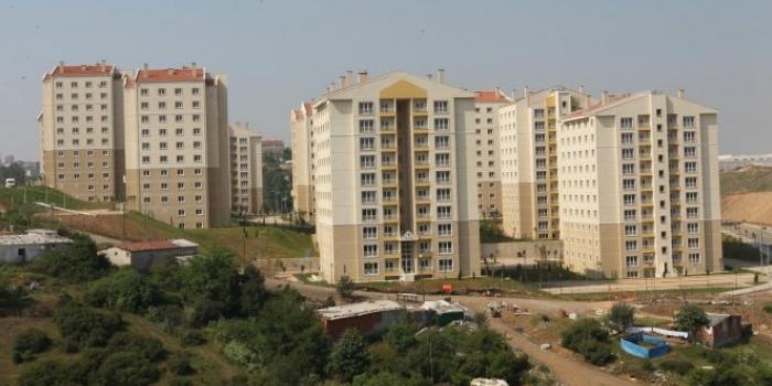 Mardin merkez toki evleri