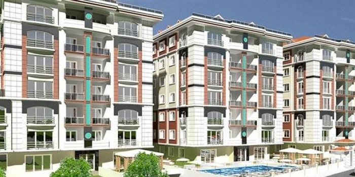 Pınartepe residence beylikdüzü