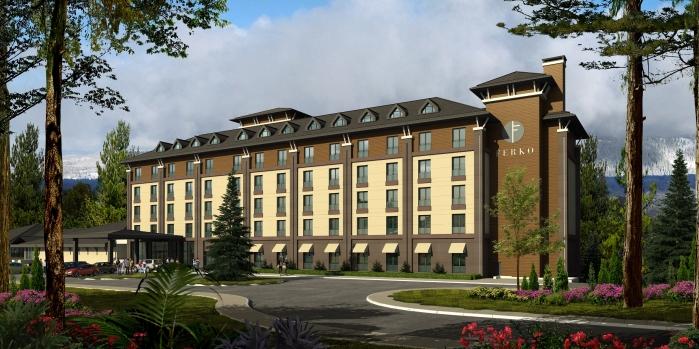 Ilgaz mountain hotel&resort nerede