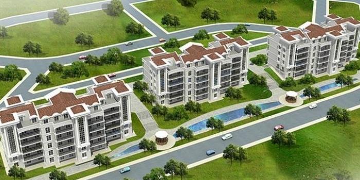 Beyhills Beytepe fiyatları 1 milyon TL'den başlıyor