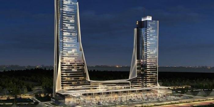 Elmar Towers teslimleri 2017 yılında!