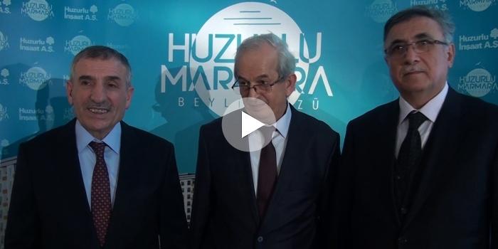 Huzurlu Marmara'da evler 262 bin liradan başlıyor