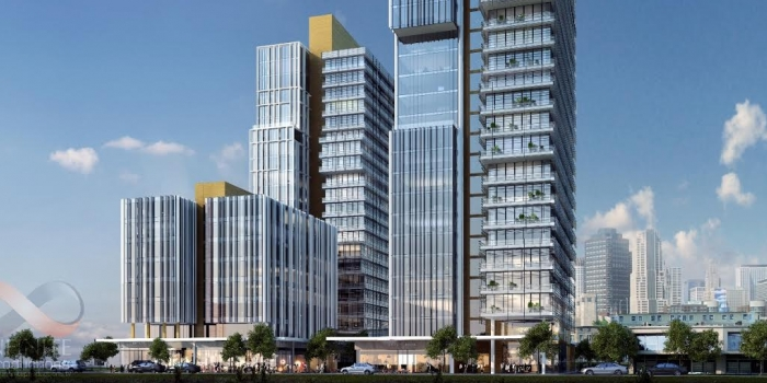 İstanbul'un en büyük A plus ofis projesi: Business İstanbul