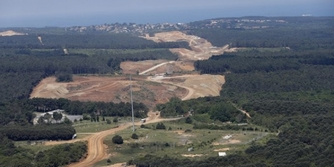 50 hektarlık orman 3. Havalimanı'na adanırken