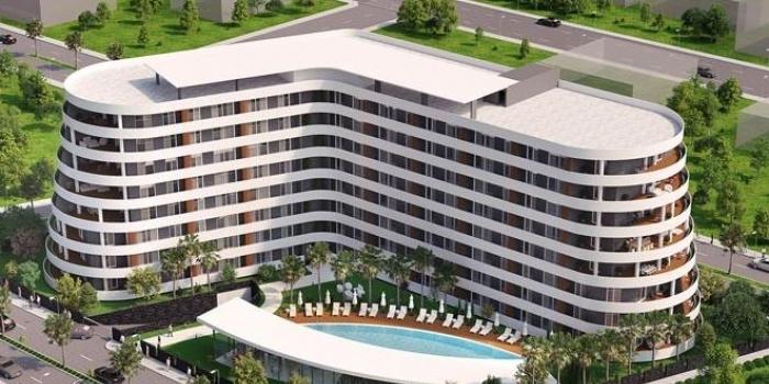 Golden Suite İzmir fiyatları 206 bin TL'den başlıyor