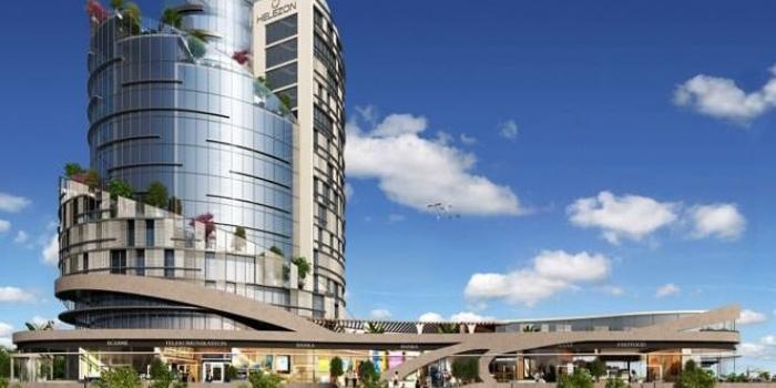Helezon Plaza fiyatları 420 bin TL'den başlıyor!