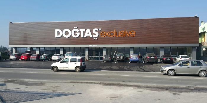 Doğtaş Mobilya'dan Saraybosna'ya yeni mağaza