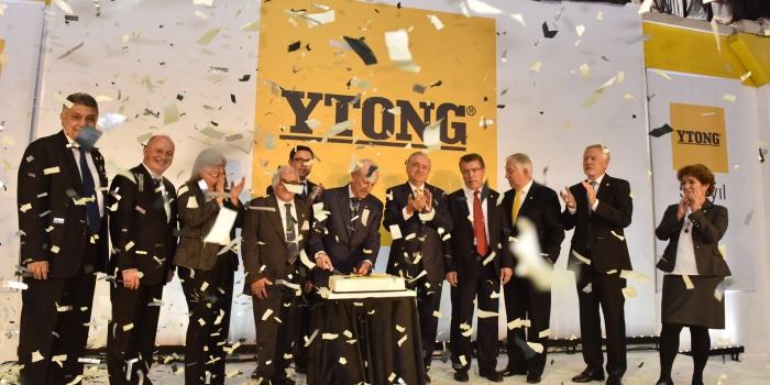 Türk Ytong, 52. kuruluş yılını kutladı