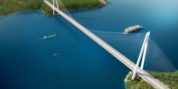 3.köprü inşaatı