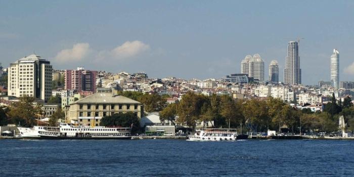 İBB'den Beşiktaş'ta satılık arsa