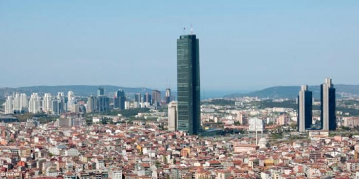 Kiler GYO İstanbul Sapphire'deki paylarını satıyor