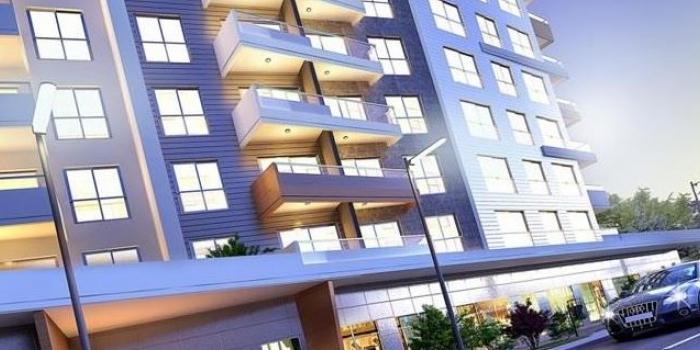 Narpark Residence İzmir'de yükseliyor